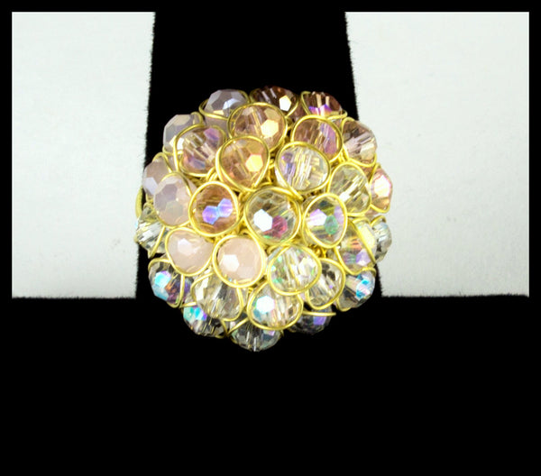 Pastel Purple Stone Ring