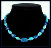 Turquoise & Blue Lapis Necklace