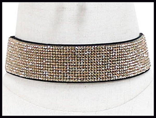 Light Colorado Topaz Choker