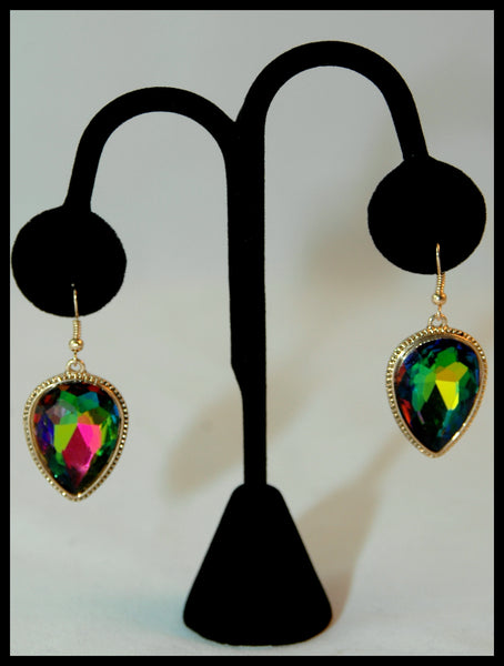 Carnivàle Gold Earrings