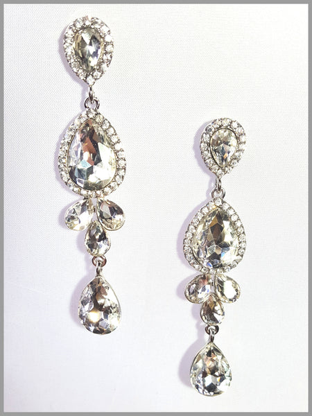 Rhinestone/Crystal Earrings