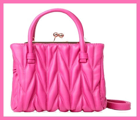 Hot Pink Mini Tote