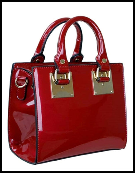 Red Fashion Cross Body Bag