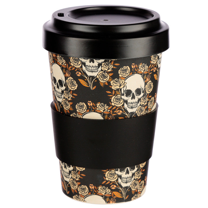 Eco-Friendly Biodegradable Bamboo Travel Cup - Enchanted Gifts by Karen