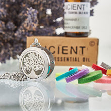 Load image into Gallery viewer, Aromatherapy Diffuser Necklace - Tree of Life 25mm - Enchanted Gifts by Karen