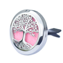 Load image into Gallery viewer, Aromatherapy Car Diffuser Kit  - Tree of Life-30mm - Enchanted Gifts by Karen