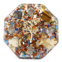 Load image into Gallery viewer, Orgonite Desk Power Pack - Tree of Life - Lrg - Enchanted Gifts by Karen