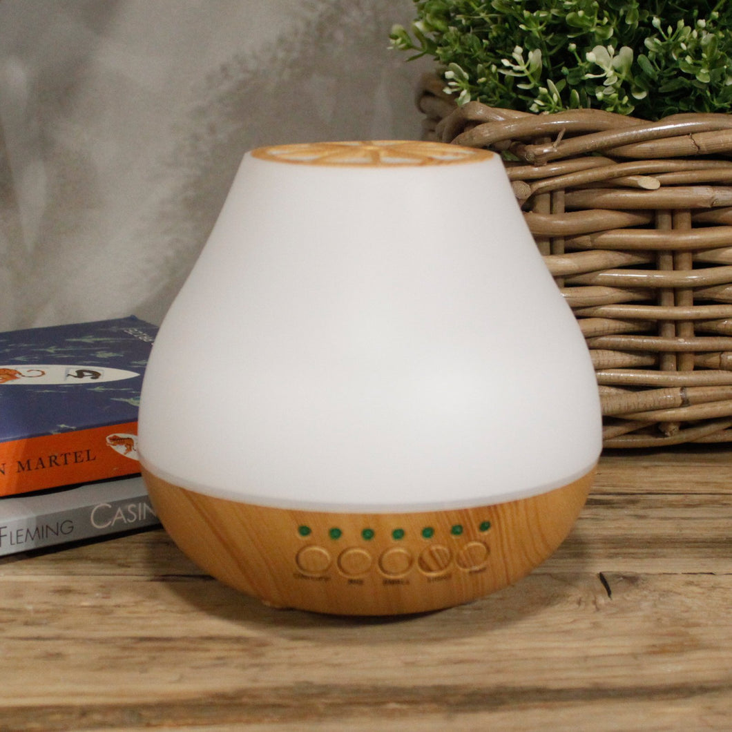 Aroma Diffuser - Viennese Atomiser - Bluetooth Speaker - USB - Colour Change - Timer - Enchanted Gifts by Karen