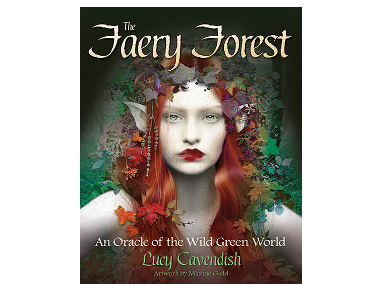 Faery Forest Oracle Cards - Enchanted Gifts by Karen