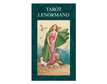 Load image into Gallery viewer, Tarot Lenormand - Enchanted Gifts by Karen