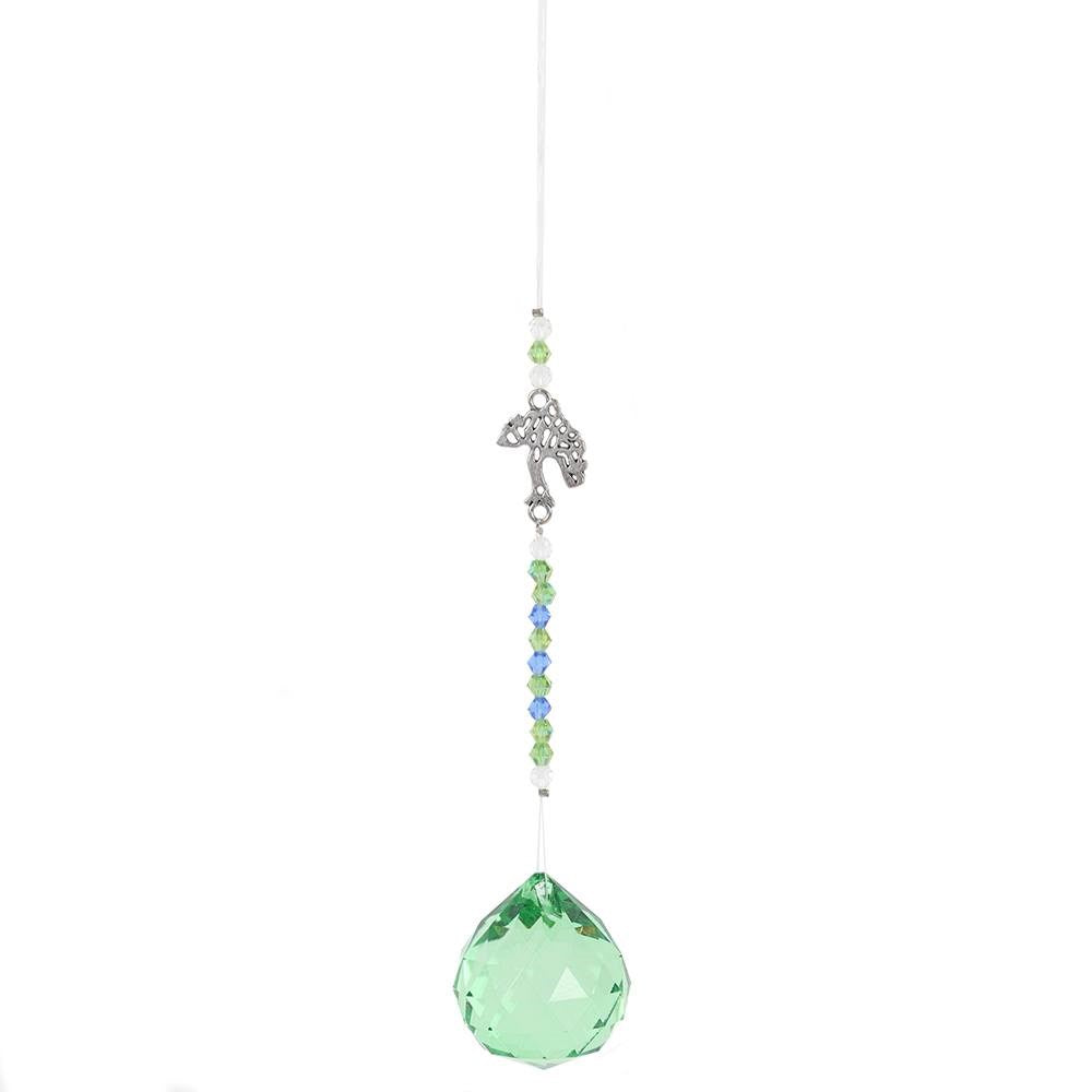 32 cms Hanging Crystal - Tree of Life - Enchanted Gifts by Karen