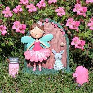 Fleur and Marvin Fairy Door Ornament - Enchanted Gifts by Karen