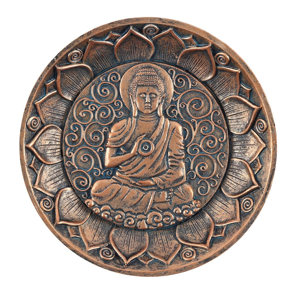 Buddha Incense Holder Plate - Enchanted Gifts by Karen