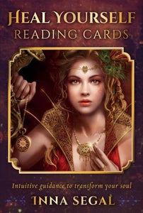 Heal Yourself Oracle Cards - Enchanted Gifts by Karen