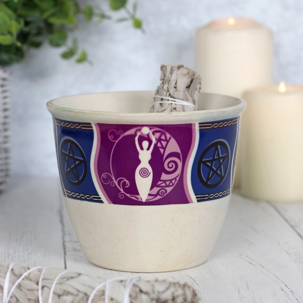 Goddess Smudge Bowl - Enchanted Gifts by Karen