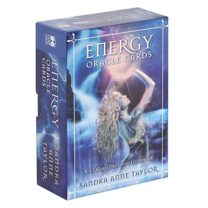 Energy Oracle Cards - Enchanted Gifts by Karen
