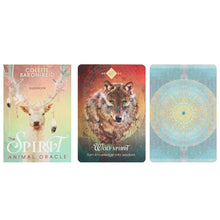 Load image into Gallery viewer, Spirit Animal Oracle cards - Enchanted Gifts by Karen