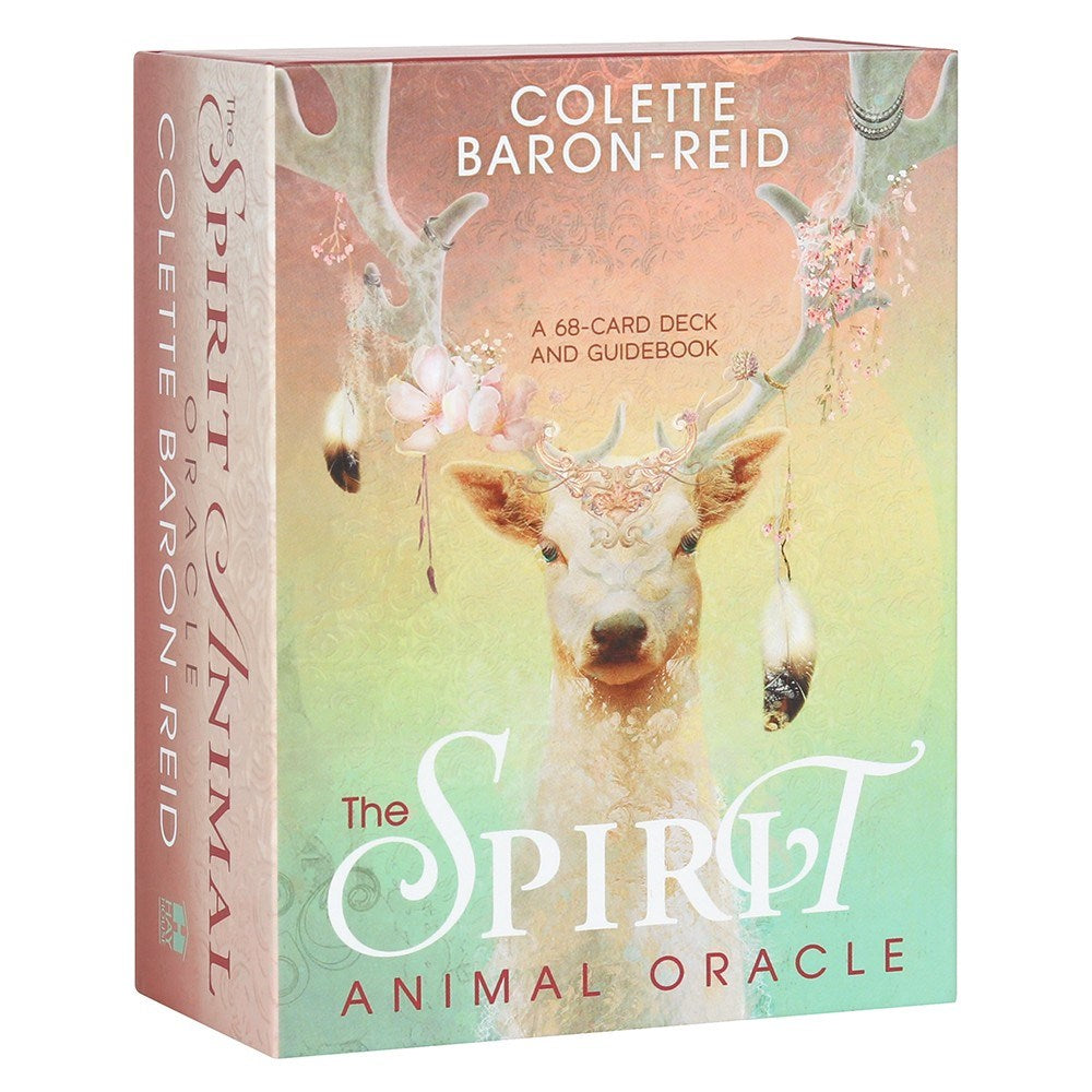 Spirit Animal Oracle cards - Enchanted Gifts by Karen