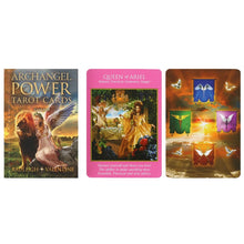 Load image into Gallery viewer, Archangel Power Tarot - Enchanted Gifts by Karen