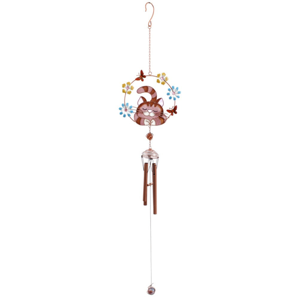 Cat Windchime - Enchanted Gifts by Karen