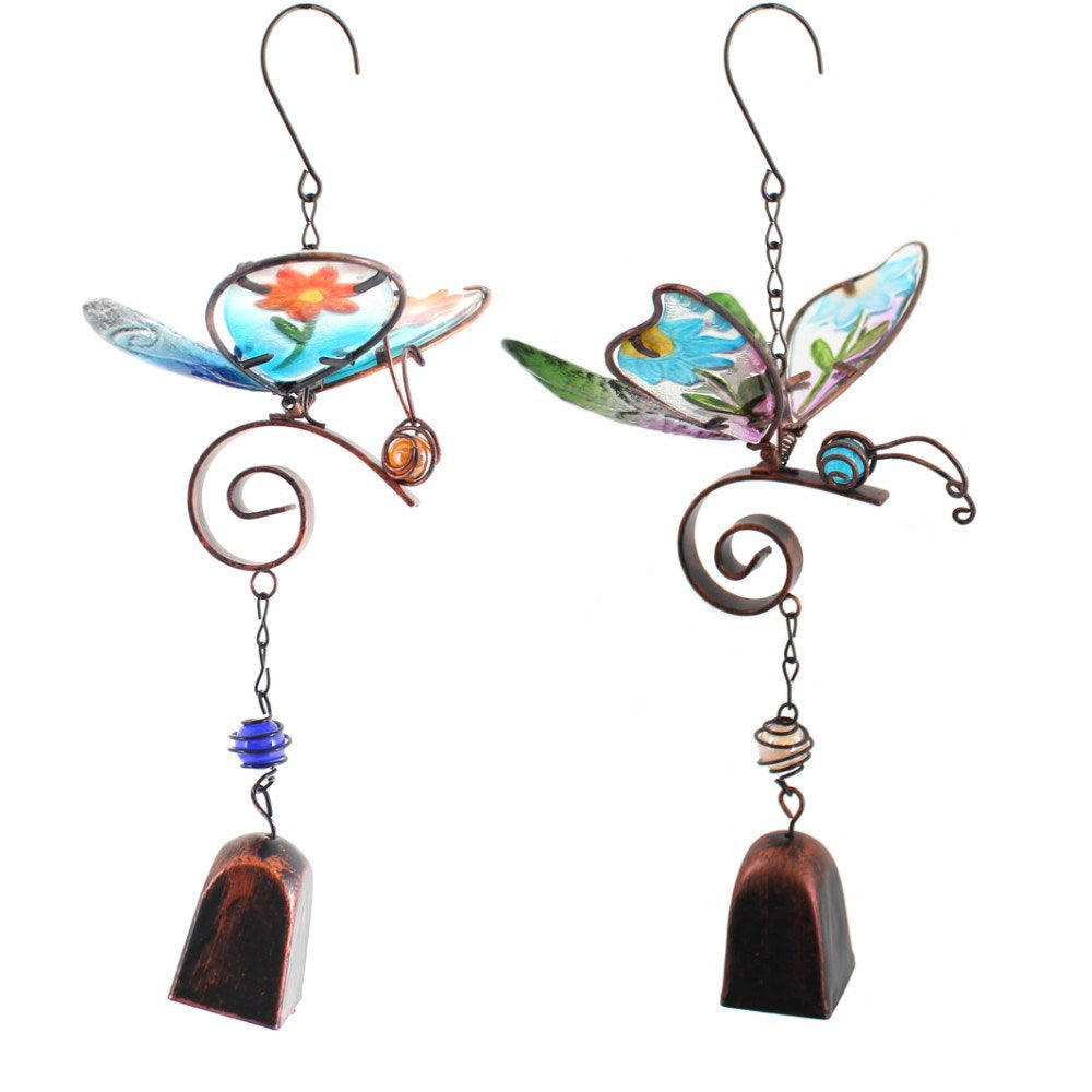 Butterfly Dangly Windchime - Enchanted Gifts by Karen