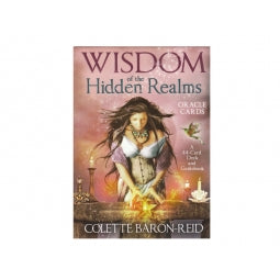 Wisdom of Hidden Realms Oracle cards - Enchanted Gifts by Karen