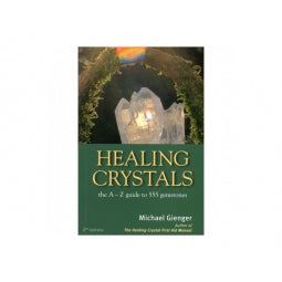 Healing Book of Crystals - Enchanted Gifts by Karen