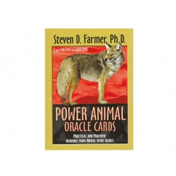 Power Animal Tarot Cards - Enchanted Gifts by Karen