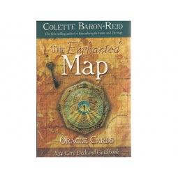 Enchanted Map Oracle - Enchanted Gifts by Karen