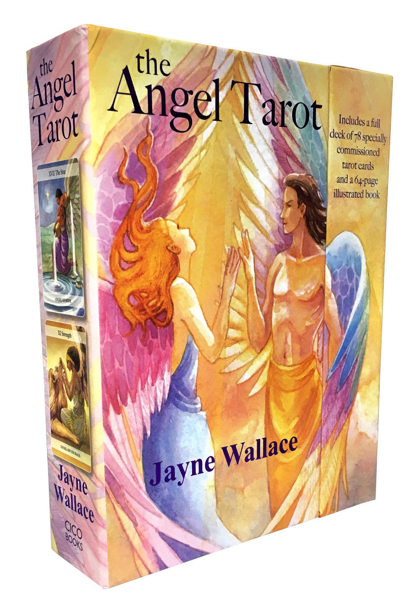 The Angel Tarot - Enchanted Gifts by Karen