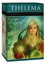 Load image into Gallery viewer, Thelema Tarot - Enchanted Gifts by Karen