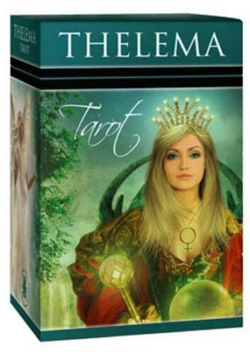 Thelema Tarot - Enchanted Gifts by Karen