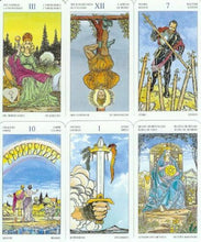 Load image into Gallery viewer, Universal Tarot - Enchanted Gifts by Karen