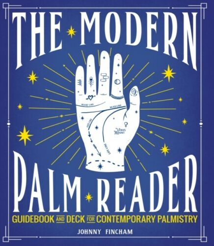 Modern Palm Reader - Enchanted Gifts by Karen