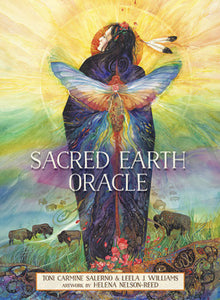 Sacred Earth Oracle Cards - Enchanted Gifts by Karen