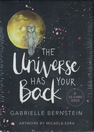 Universe Has Your Back Cards - Enchanted Gifts by Karen