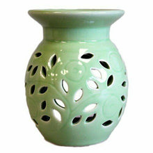 Load image into Gallery viewer, Floral Oil Burner - Enchanted Gifts by Karen
