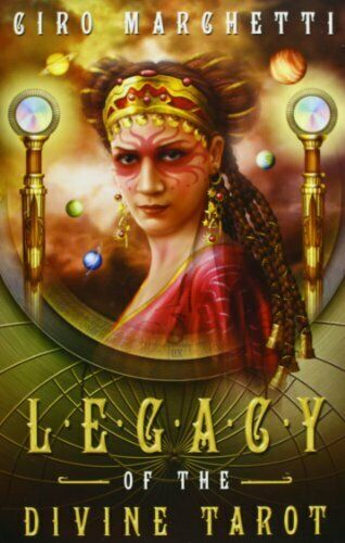 Legacy of the Divine Tarot - Enchanted Gifts by Karen