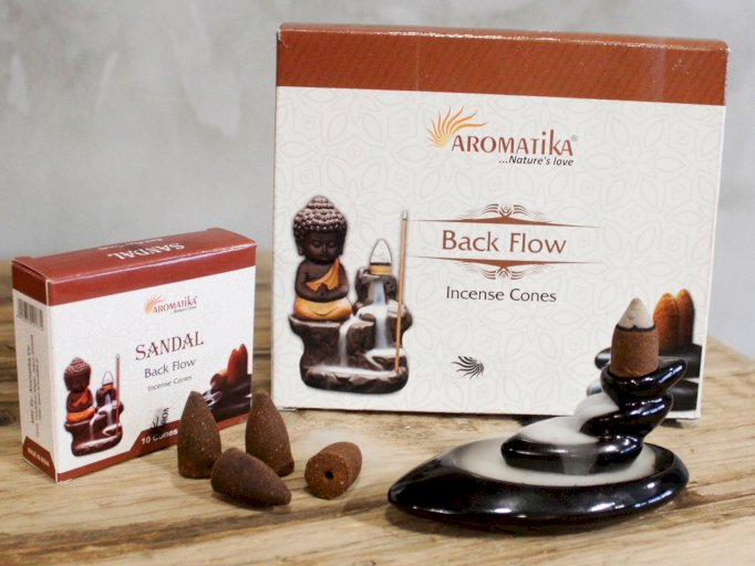 Aromatika Backflow Cones - Enchanted Gifts by Karen