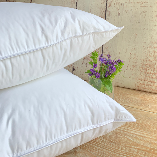 European Duck Feather & Down Pillow - Josephine Home