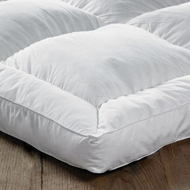 Mattress Topper European Duck Feather & Down - Josephine Home