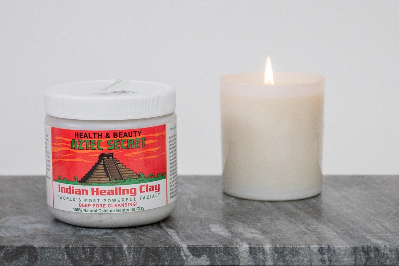 Gianne's Wellness Pick: Aztec Clay Mask