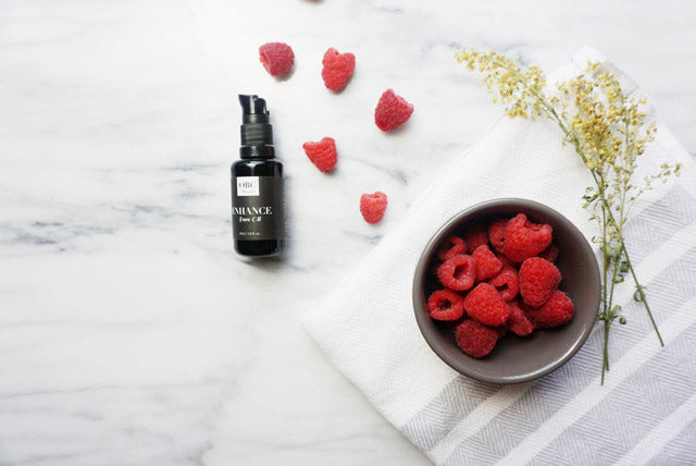 Ingredient Spotlight: Red Raspberry Seed Oil