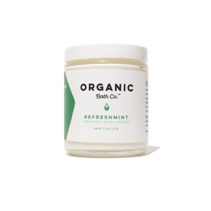 RefreshMint Organic Body Butter