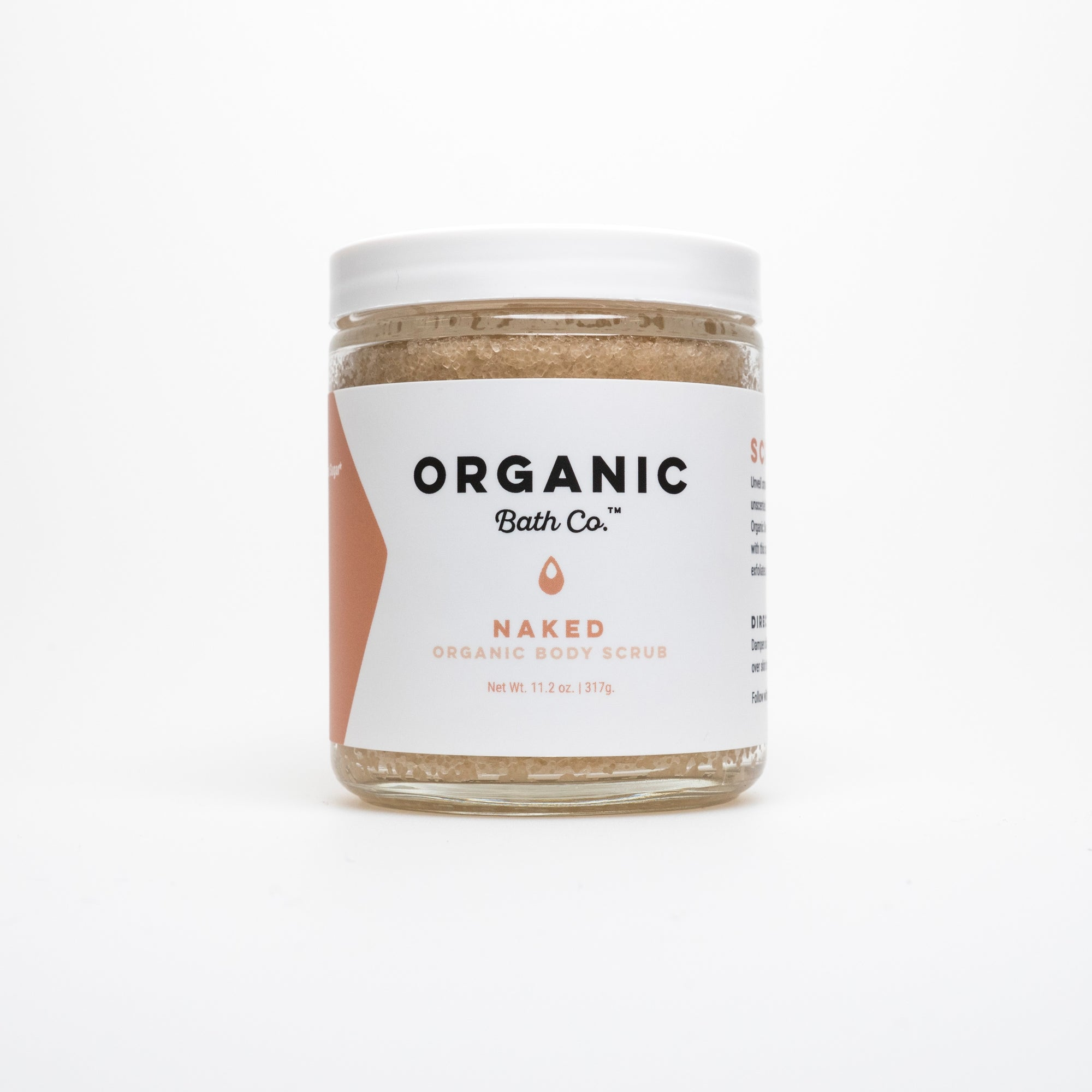 Naked Organic Body Scrub