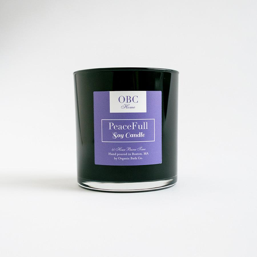 PeaceFull Soy Candle