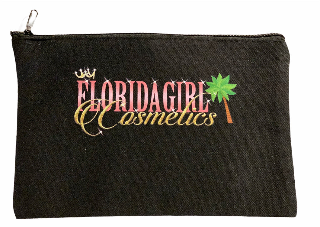 Florida Girl Cosmetics Bag