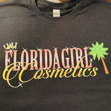 Load image into Gallery viewer, Florida Girl Cosmetics Logo T-Shirt