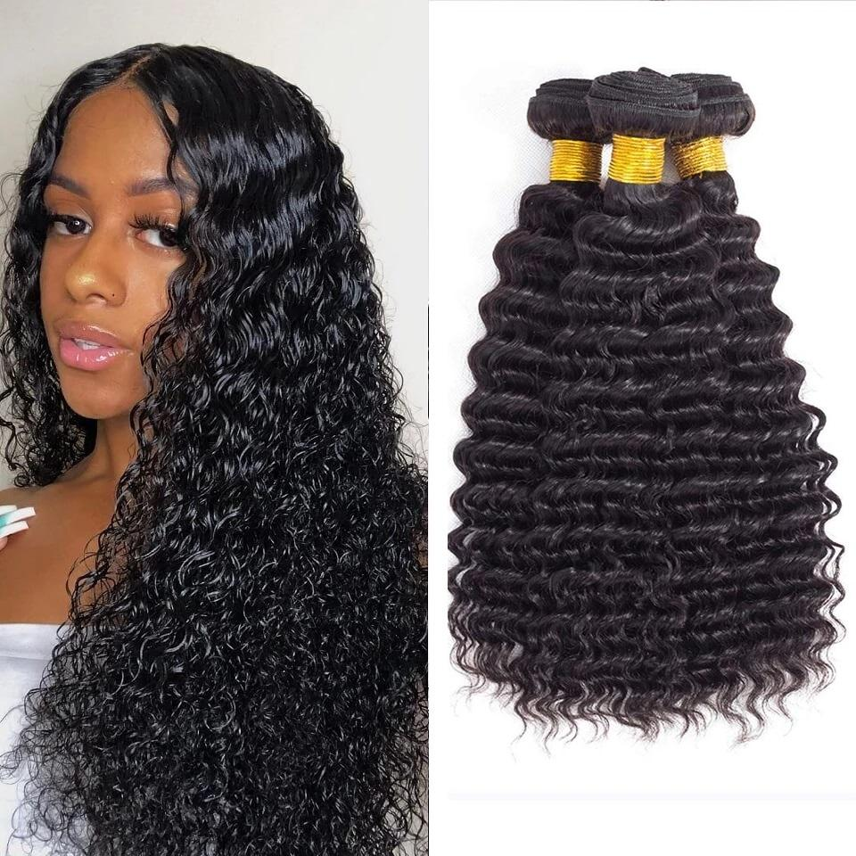 Tissage bresilienne curly- cheveux 100% naturels