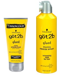 Go2be Kit colle + spray